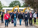 Rain didn't stop play at this year's Plantworx in the UK