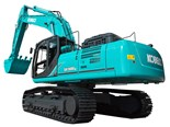 Kobelco unveil Tier-4 excavators