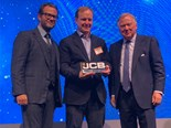CEA was awarded Global Dealer of the Year at JCB's Top 50 Dealer Conference in Germany recently.