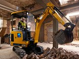 JCB unveils 19C-1 E-TEC electric mini digger