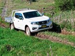 Review: Nissan Navara RX cab-chassis 4x4