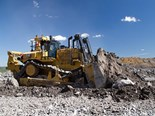 World's first Caterpillar D11 dozer delivered to QLD mine