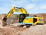 JCB unleashes the 'first' hydrogen excavator