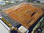New Komatsu distribution centre for Queensland