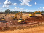Latest tech used on Komatsu's new Brisbane site
