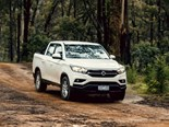Review: SsangYong SWB Musso ute