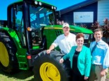John Deere; USQ team up for agriculture technology
