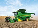 John Deere Germany ramp up harvester production for Oz and NZ