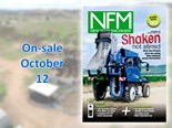 Inside New Farm Machinery's November 2015 Issue