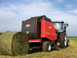 Kuhn delivers new VB round balers