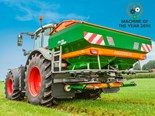 Agritechnica 2015: Amazone crowned crop management champion