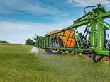 Amazone launches automatic nozzle selection system