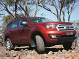 REVIEW: 2015 Ford Everest Ambiente 4x4