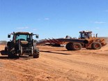 Water pipeline construction to help WA farmers