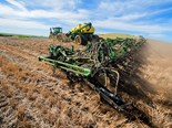 John Deere brings out 76ft 1870 Air Hoe Seeder