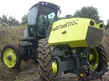 Hybrid electric tractor emerges in Europe