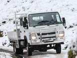 First drive: Fuso Canter 4x4 Crew Cab