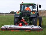 Howard Australia's Condor mower takes off
