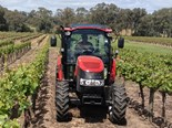 Product focus: Case IH Farmall 95C in the vineyard