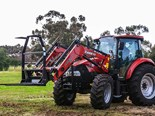 The Case IH Farmall 95C tractor was one of the most manoeuvrable in the 2016 Top Tractor Shootout.