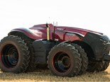 Case IH driverless tractor unveiled