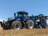 New Holland NHDrive driverless tractor revealed