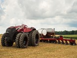 The Case IH Autonomous Concept Vehicle (ACV) and other driverless tractor makes are likely to change the face of farming forever.