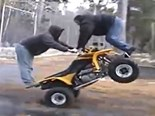 Video: Extreme ATV fails