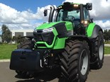 Deutz-Fahr brings large 9 Series TTV tractors to Aus