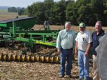Slashing the cost of cover crop production