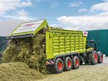 Claas updates Cargos 700 forage wagons