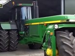 Video: Huge John Deere tractor