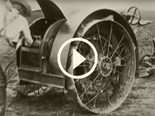 Video: Vintage Ford tractor advertisement