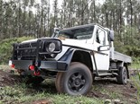 Mercedes-Benz releases G-Professional ute
