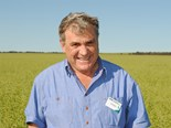 GRDC Western Regional Panel chairman Peter Roberts