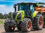 Review: Claas Axion 870 tractor