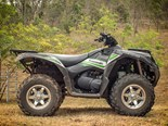 Kawasaki Brute Force 750 ATV review