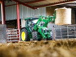 New 5R series tractors from John Deere