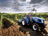 New Holland announces T3F compact specialty tractor