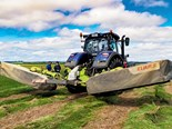 Claas Disco triple mower combo review