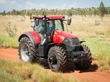 Case IH Optum CVT to launch mid-year