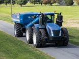 New Holland's T9.700 tractor sets new records