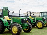 Tractor & Machinery Association of Australia (TMA) executive director Gary Northover predicts strong year for tractor sales
