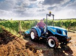 Small tractors take market spotlight in February