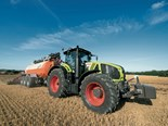 Next-Gen Claas Axion 900 coming to Oz