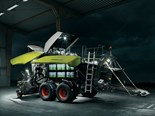 offering new equipment options such as high-end LED lights for its Claas Quadrant square baler range.