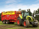 Review: Claas Axion 930 tractor