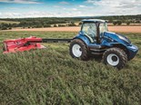 New Holland presents methane concept tractor