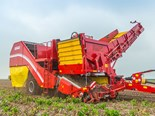 Grimme brings out Evo 290 spud harvester