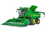 John Deere brings out smarter S700 combines